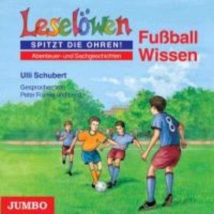 Leselöwen Wissen. Fußball-Wissen