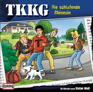 TKKG 186. Die schlafende Chinesin