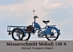 Messerschmitt Mokuli - Dreirad-Transport-Moped