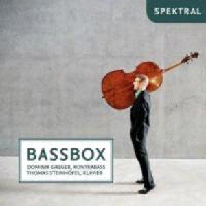 Bassbox-Musik Für Kontrabass Und Klavier