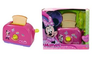 Simba 104735308 - Minnie Mouse: Toaster