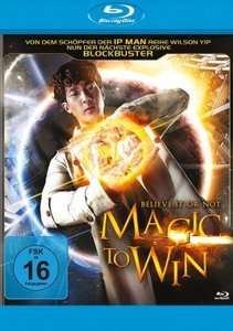 Magic to Win-Blu-ray Disc