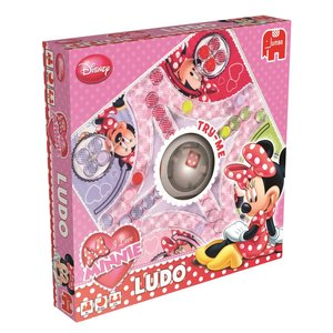Disney Minnie Mouse - Ludo Pop-it Spiel