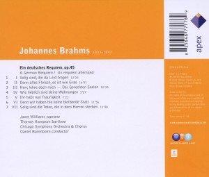 Ein Deutsches Requiem op.45