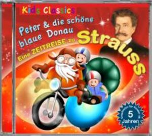 Eine Zeitreise zu Strauss/Peter u.die blaue Donau