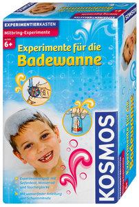 Experimente für die Badewanne