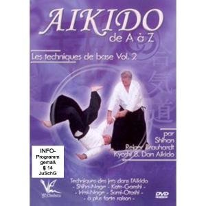 Aikido de A a Z Les techniques Vol.2