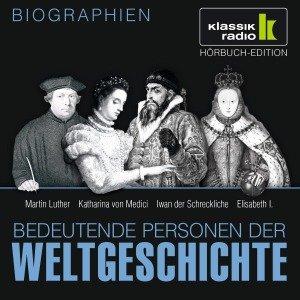 Luther/K.V.Medici/Iwan/Elisabeth I.