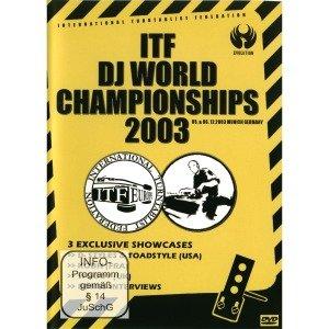ITF DJ World Championships 2003 DVD