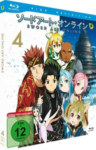 Sword Art Online - Box 4