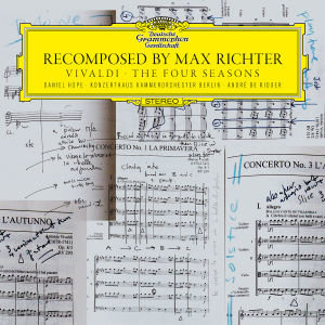Recomposed Max Richter: Vivaldi 4 Seasons (Jewel)