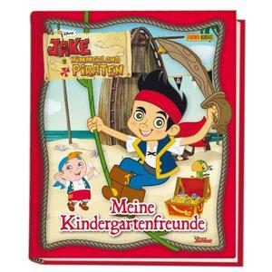 Disney Jake und die Nimmerlandpiraten Kindergartenfreundebuch