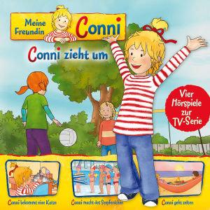 01: Conni Zieht Um/Katze/Seepferdchen/Geht Zelten