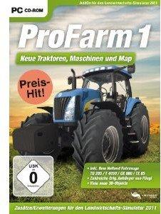 Pro Farm 1 (AddOn zum Landwirtschaftssimulator)