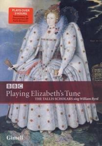 Playing Elizabeth's Tune-Geistl.Musik von W.Byrd