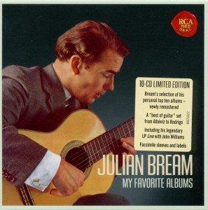Julian Bream-Album Collection