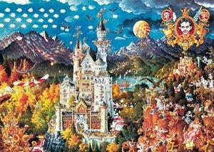Bavaria. Puzzle 2000 Teile