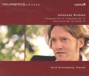 3 Intermezzi/Klavierstücke/2 Rhaps.(Movimentos Ed