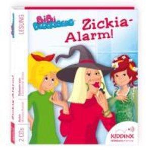 Bibi Blocksberg Box 10 - Zickia-Alarm
