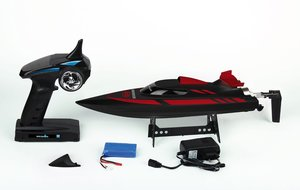 Revell Control 24128 - RC-Speed Boot Maxi, Länge 47 cm, 25 km/h