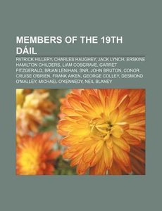 Members of the 19th Dáil