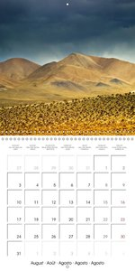 Argentina Landscapes of Breathtaking Contrast (Wall Calendar 201