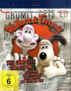 Wallace & Gromit-The Complete Collecti (Blu-ray)