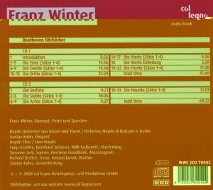 Winter, F: F. Winter liest Beethoven Hörbücher/2 CDs