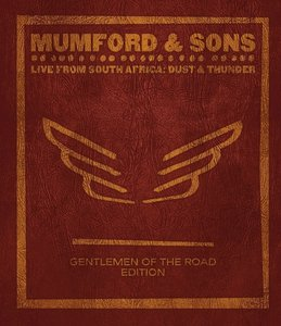 Live In South Africa: Dust And Thunder (Bluray+CD)
