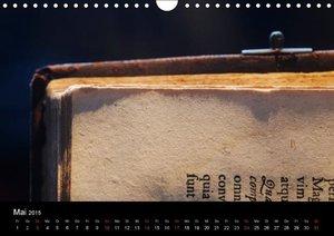 Jäger, T: Welt der Bücher / CH-Version (Wandkalender 2015 DI