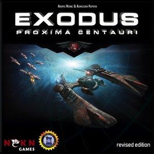 Heidelberger Spielverlag - Exodus Boardgame