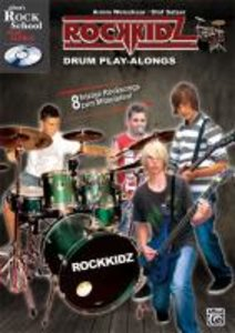 Rockkidz Drum Play-alongs