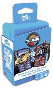 Shuffle Trumpf Autos & Motoräder, Kartenspiel
