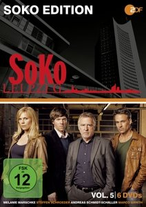 SOKO Edition: Soko Leipzig - Vol. 5