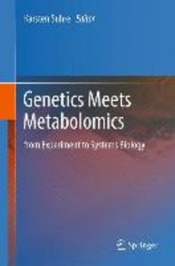 Genetics Meets Metabolomics