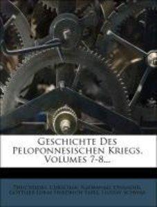 Geschichte des Peloponnesischen Kriegs.