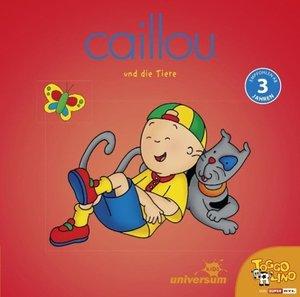 Caillou und die Tiere