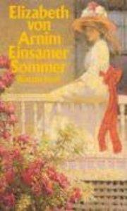 Einsamer Sommer