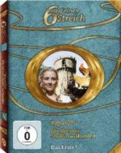 6 auf einen Streich-Märchenbox 5 (DVD)
