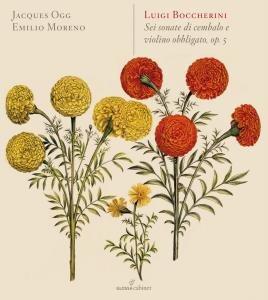 Sonaten Für Cembalo Und Violine op.5