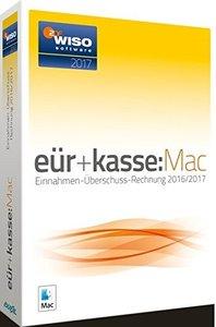 WISO EÜR+Kasse 2017 Mac