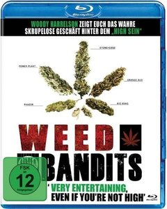 Weed Bandits-Blu-ray Disc