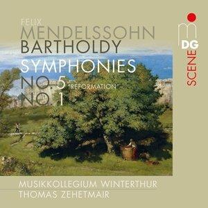 Sinfonien 5 & 1