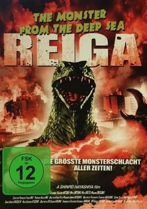 REIGA - The Monster from the Deep Sea - Steelbook-Edition