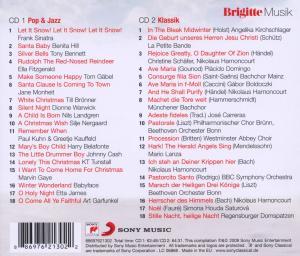 Brigitte - Songs for Christmas - zum Schließen ins Bild klicken