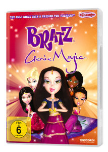 Bratz-Genie Magic (DVD)
