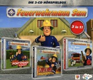 Feuerwehrmann Sam - Hörspielbox 1