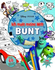 Disney Pixar Mach meine Welt bunt