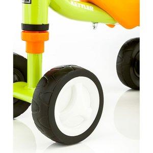 Kettler T08015-0000 - Sliddy Kinderfahrzeug, grün