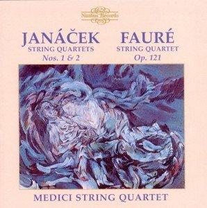 Janacek:Faure String Quartets